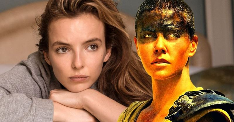 Jodie Comer And Mad Max Furiosa