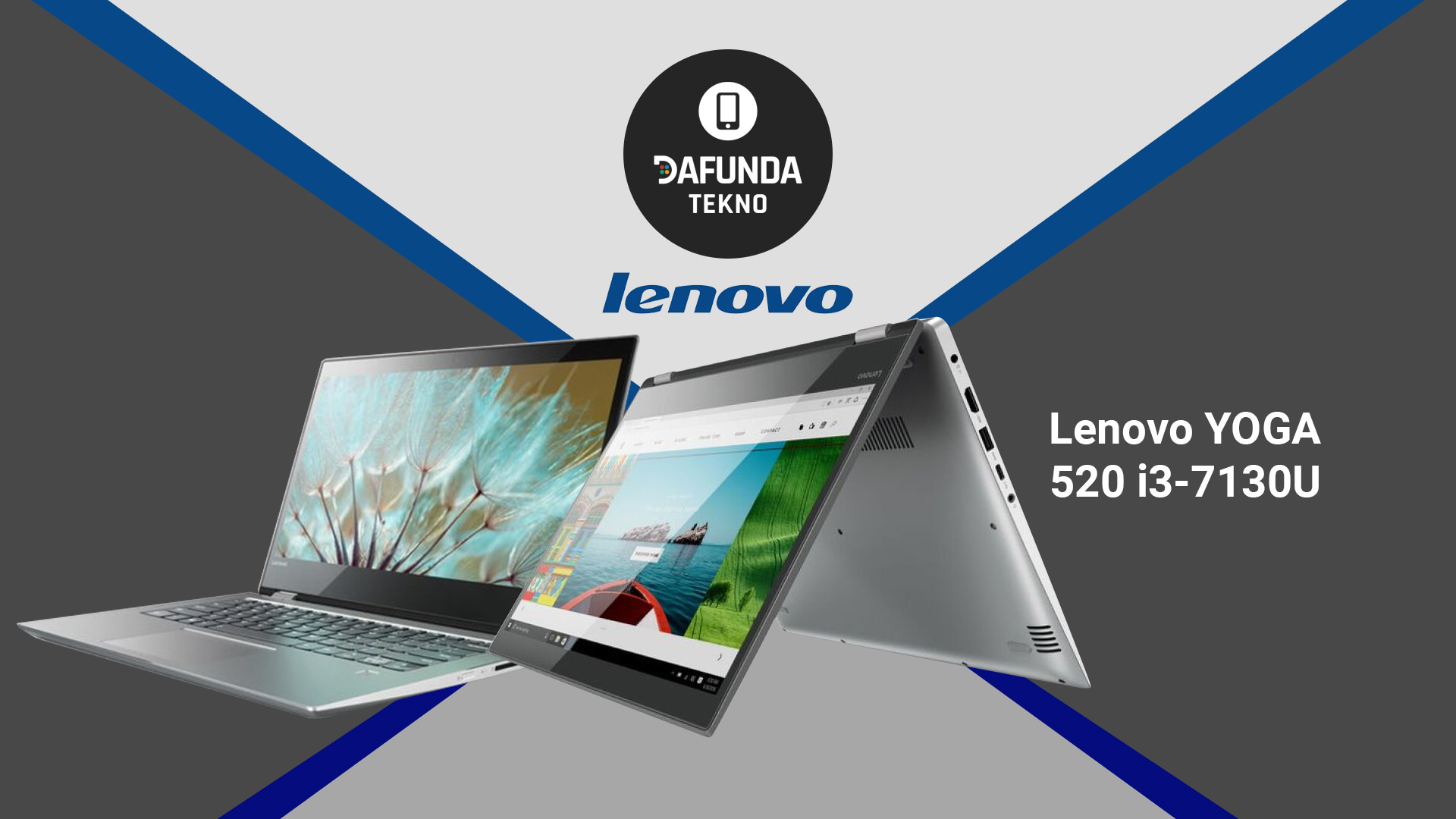 Lenovo Yoga 520 I3 7130u