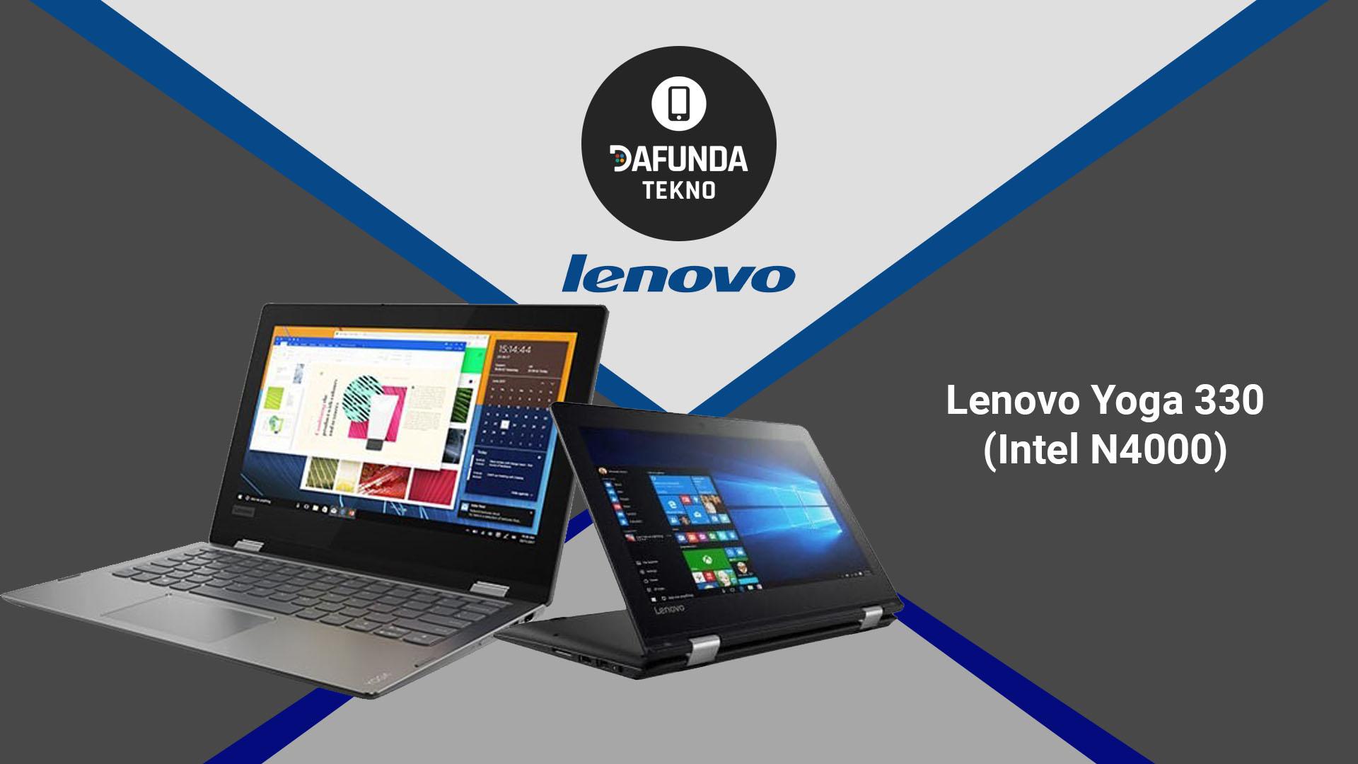 Lenovo Yoga 330 Intel N4000