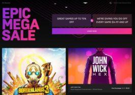 Meriahkan Epic Mega Sale, Epic Games Persiapkan Game Gratis Lainnya Minggu Depan