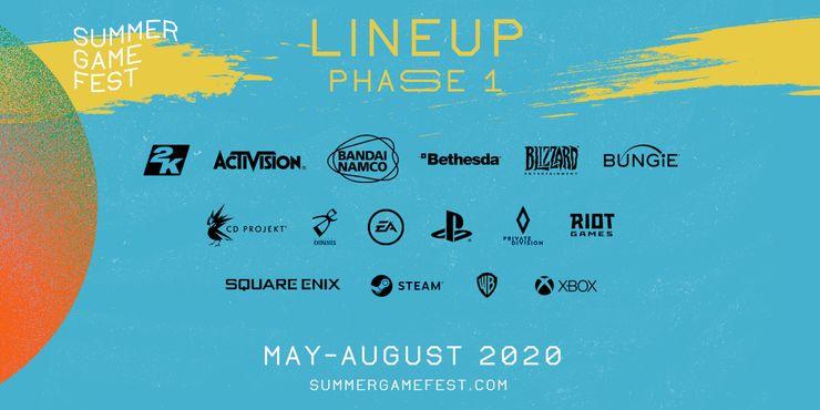 Pengumuman Fase Pertama Summer Game Fest