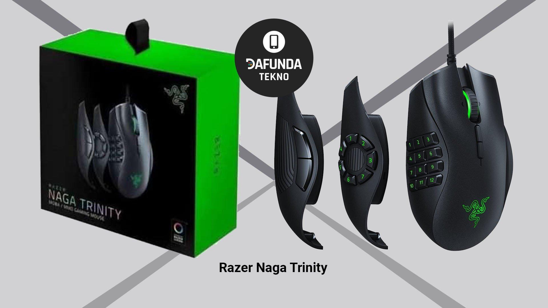 Mouse Razer Terbaik Razer Naga Trinity