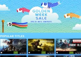 Steam Golden Week Sale 2020