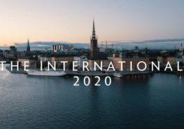 Valve Resmi Tunda The International 2020