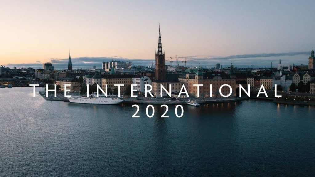 Valve Resmi Tunda The International 2020