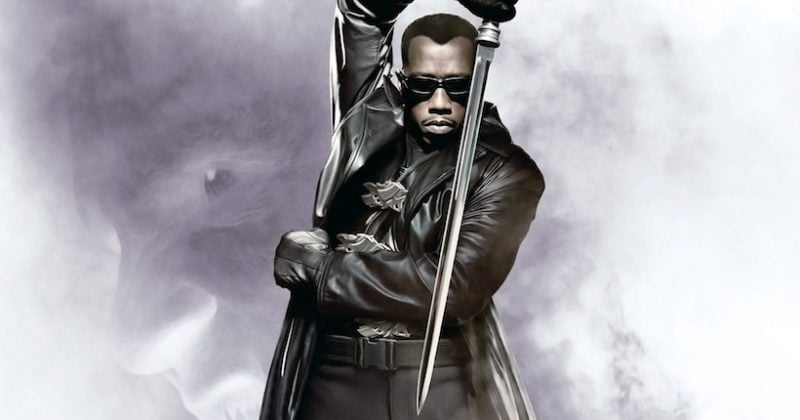 Wesley Snipes Sebagai Blade