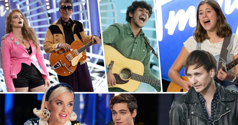 American Idol Premiere 5th Judge Katy Perry Storms Off The Set After One Audition