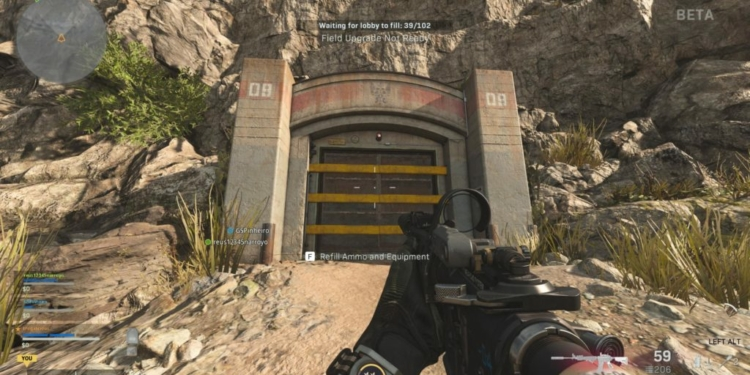 Bunker Call Of Duty Warzone