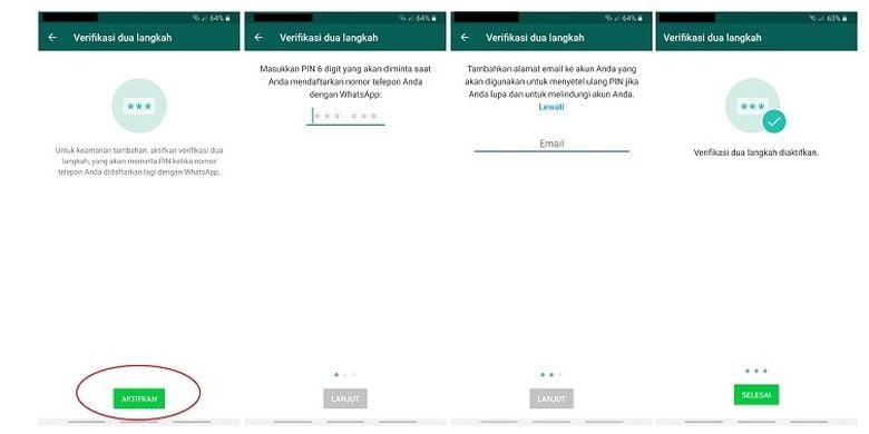 Cara Melindungi Akun Whatsapp Dari Hacker