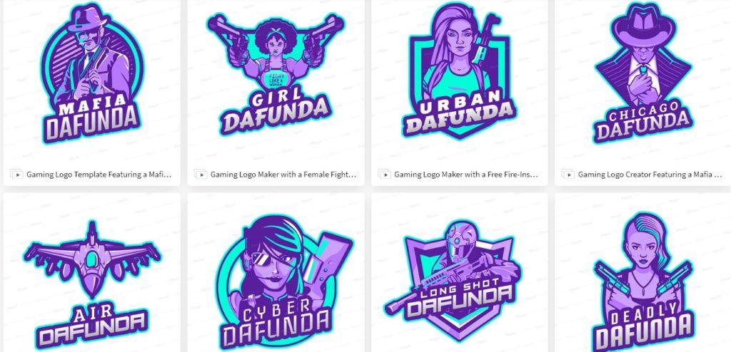 Cara Membuat Logo Squad Free Fire