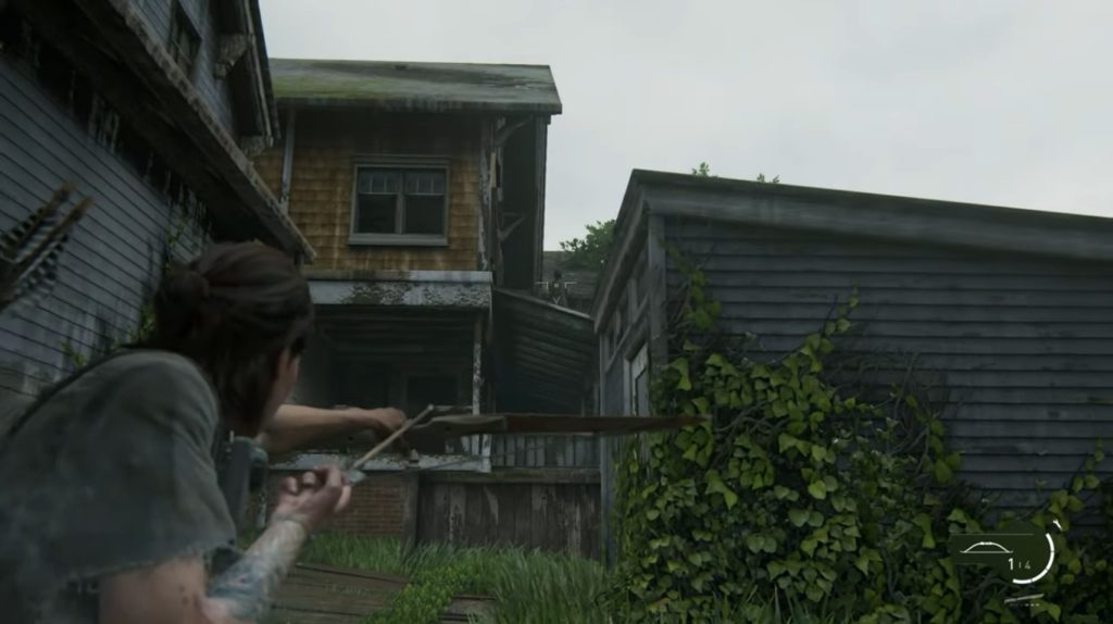 Detail Gameplay Baru The Last Of Us 2