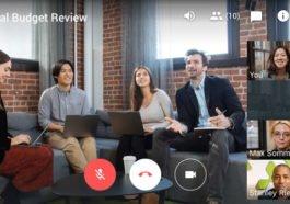 Fitur Google Meet Premium Jadi Gratis