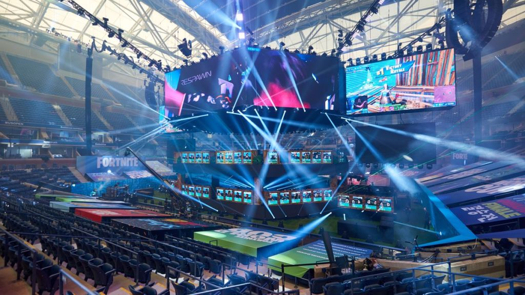 Fortnite World Cup 1