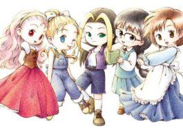 Gadis Harvest Moon