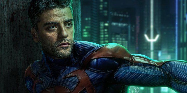 Oscar Isaac Spider Man 2099