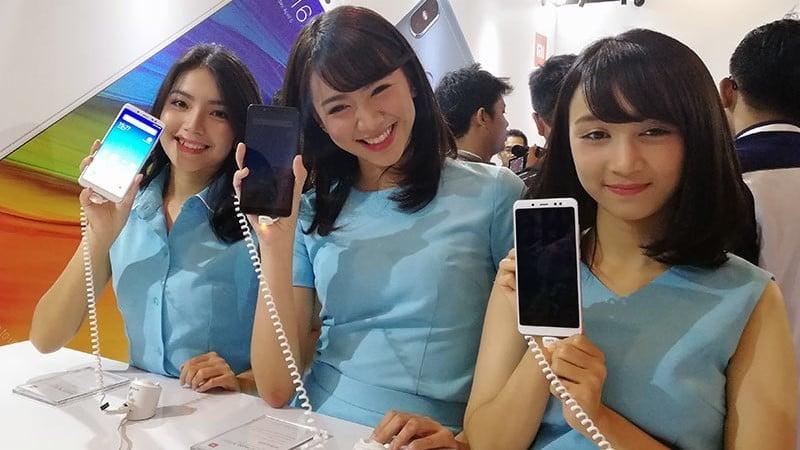Pangsa Pasar Smartphone Terbesar Di Indonesia