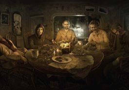 game horor Resident Evil 7