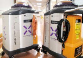 Robot Xnex Pembasmi Virus