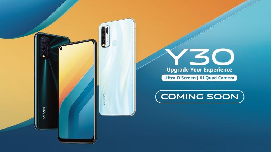 Spesifikasi Vivo Y30