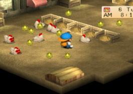 Telur Emas Harvest Moon