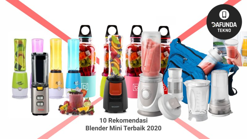 10 Rekomendasi Blender Mini Terbaik 2020