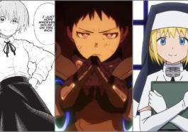 8 Pilar Dari Anime Fire Force