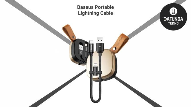 Baseus Portable Lightning Cable