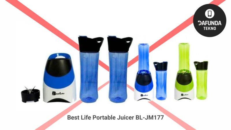 Blender mini terbaik Best Life Portable Juicer Bl Jm177