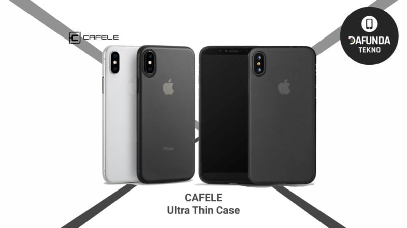 Cafele Ultra Thin Case For Iphone X