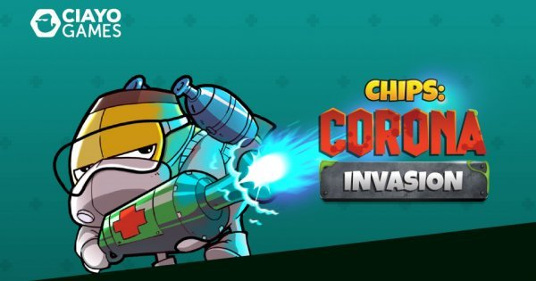 Chips Corona Invasion, Game Bertema Virus Corona Buatan Studio Asal Indonesia