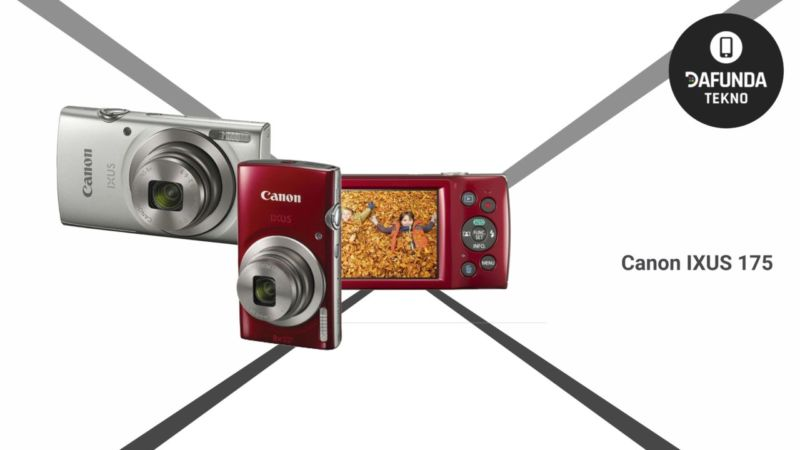 Canon Ixus 175