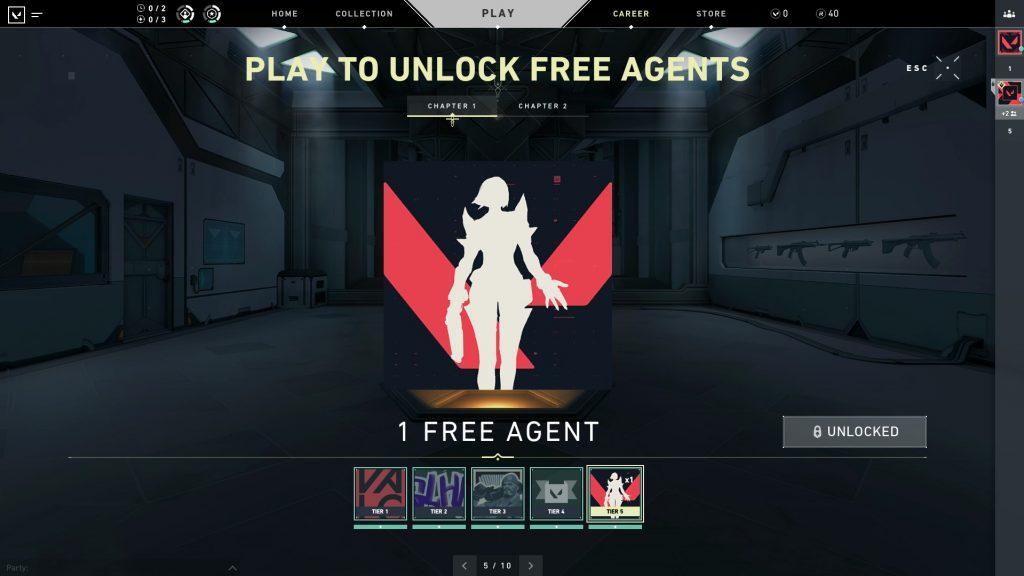 Cara Mendapatkan Agent Baru Di Valorant