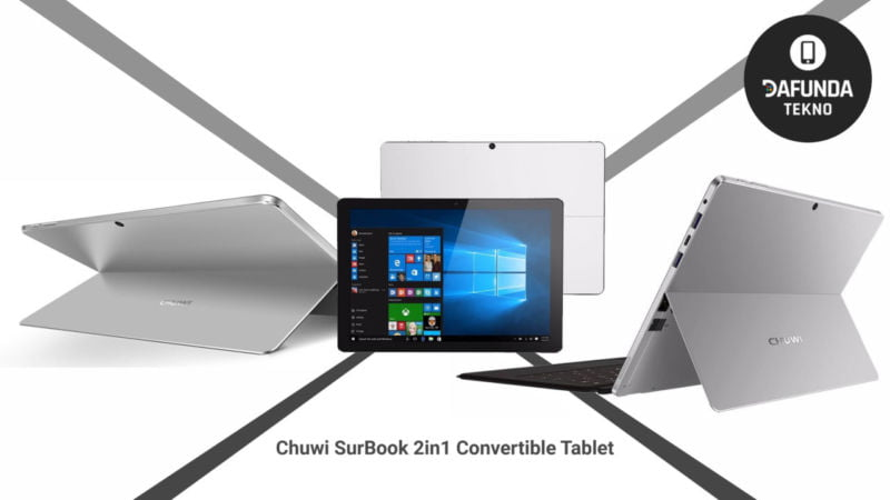 Chuwi Surbook 2in1 Convertible Tablet