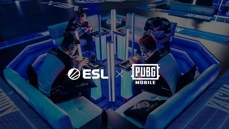 Esl X Pubg Mobile