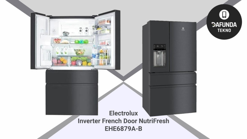 Electrolux Lemari Es Inverter French Door Nutrifresh Ehe6879a B 1