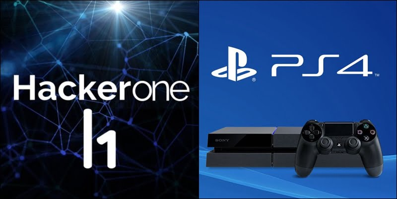 Hackerone X Playstation 4