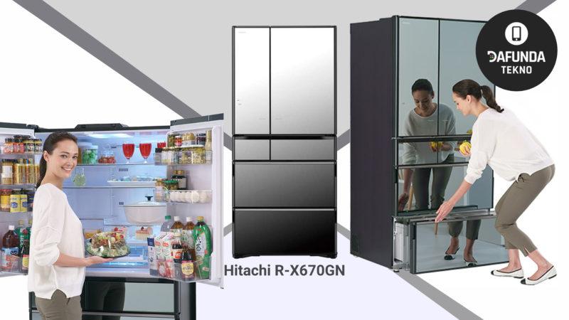 Hitachi R X670gn 1