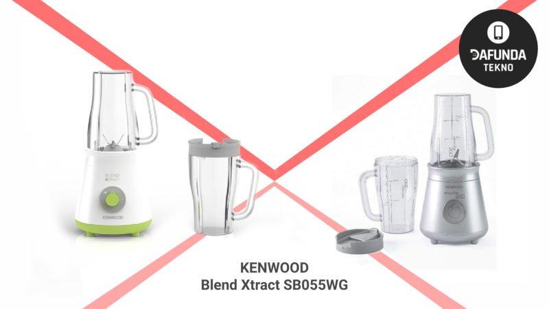 Kenwood Blend Xtract Sb055wg