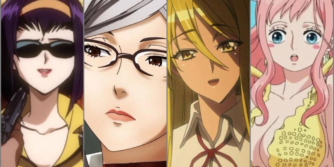 Karakter Cantik Dan Seksi