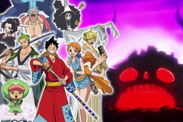 One Piece Onigashima