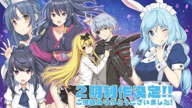Penayangan Anime 'Arifureta' Diundur Ke Tahun 2019! Sipnosis