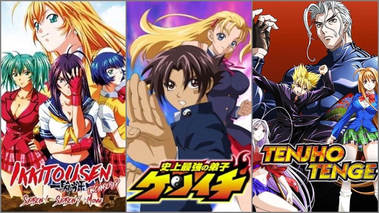 Rekomendasi Anime Martial Arts