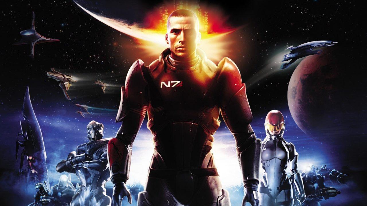 Remaster Mass Effect Trilogy