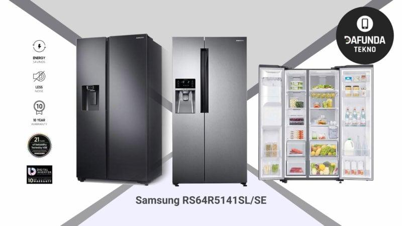 Samsung Rs64r5141sl Se 1
