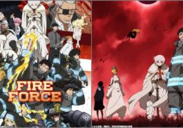 Season Kedua Fire Force