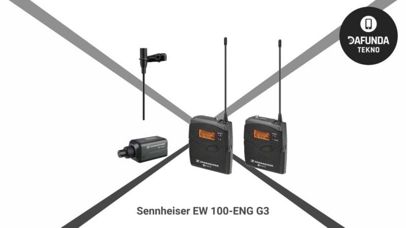 Sennheiser Ew 100 Eng G3