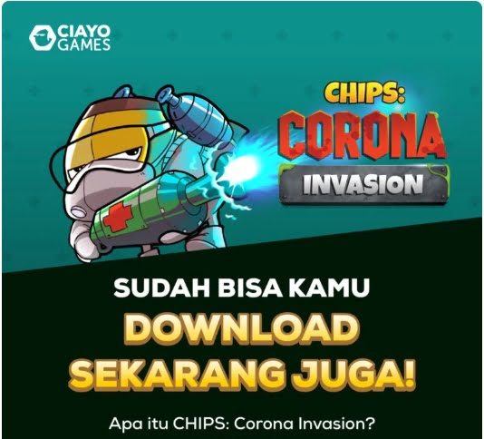 Serba Serbi Chips Corona Invasion