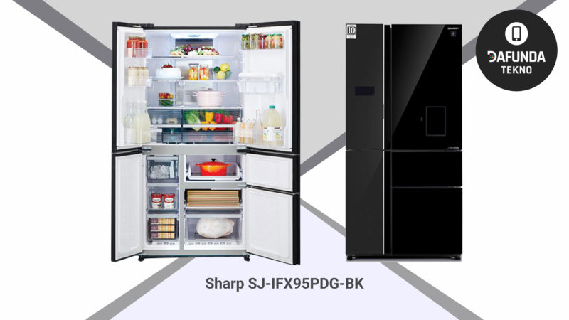 Sharp Sj Ifx95pdg Bk 1