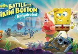 Spesifikasi Pc Memainkan Spongebob Squarepants Battle For Bikini Bottom – Rehydrated