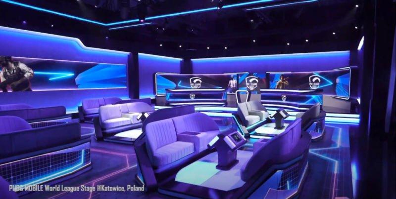 Studio Esports Pubg Mobile 1